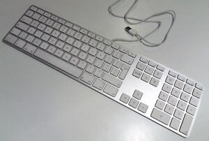 Genuine-Apple-Wired-Aluminium-Extended-Keyboard-A1243-UK-qwerty-USB-iMac