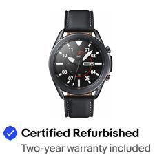 Samsung SM-R850NZSCXAR-RB Galaxy Watch 3 41mm Bluetooth Black Cert Refurbshed