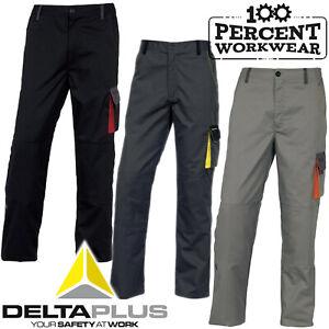 Fringant Résistante Haute Qualité Cargo Combat Homme Pantalons De Travail Pantalons Pantalon Genou Pad Poches-afficher Le Titre D'origine