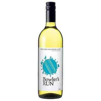 Bowler's Run Semillon Sauvignon Blanc bottle Dry White Wine 750mL