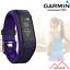 Garmin-Vivosmart-HR-GPS-HRM-Activity-Tracker-Black-Purple-Blue-Black-XL thumbnail 26