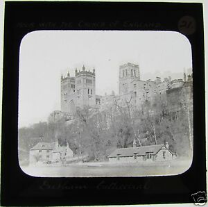 Glass Magic lantern slide DURHAM CATHERDRAL C1890 - Cornwall, United Kingdom - Returns accepted Most purchases from business sellers are protected by the Consumer Contract Regulations 2013 which give you the right to cancel the purchase within 14 days after the day you receive the item. Find out more about - Cornwall, United Kingdom