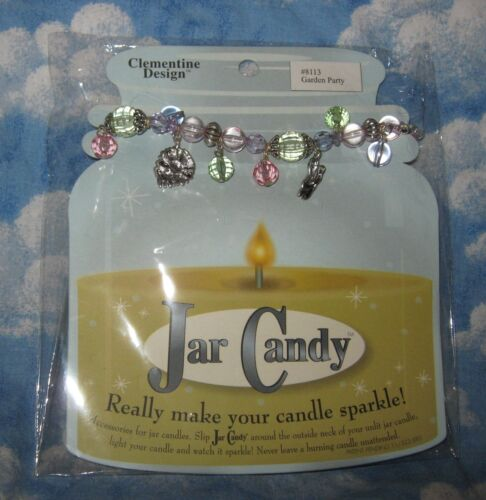 GARDEN PARTY JAR CANDY FOR YOUR JAR CANDLES