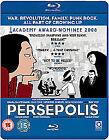 Persepolis (Blu-ray, 2008)