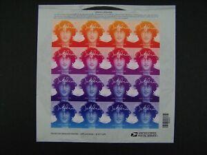 US Postal Service honors John Lennon with New Forever S