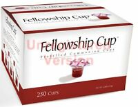 Communion-set-fellowship Cup Juice/wafer-250 Sets, New, Free Shipping on sale