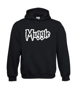 Muggle I Sprüche I Fun I Lustig bis 5XL I Herren Hoodie