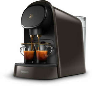 PHILIPS L´Or Barista Machine à Café à Capsules LM8012/70 Double Tasse 1450 W
