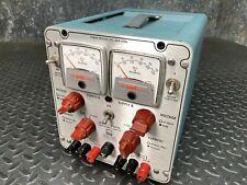 Ambitrol Power Designs Tw5005 Twin Power Supply 0 50 V 0 500 Ma