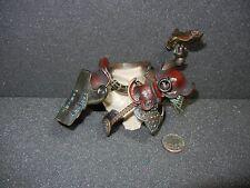 Hot Toys Alien vs Predator SAMURAI PREDATOR shoulder armor pads + cannon gun