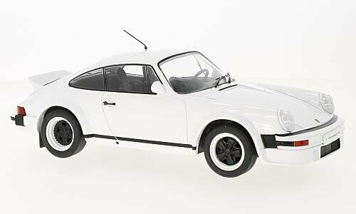 IXO Models Porsche 911 biancao Llano cuerpo 1 18 18CMC007