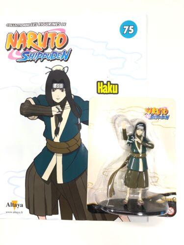 fascicule naruto haku figurine altaya neuf