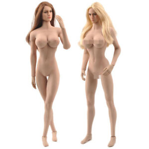 TBLeague-PHICEN-1-6-Female-Skeleton-Seamless-Suntan-Figure-Body-KIMI-Heads-US