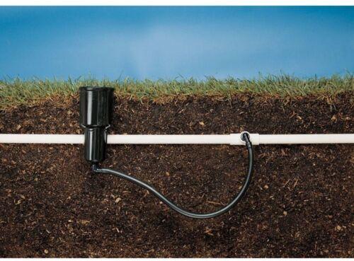 Rain Bird Swing Pipe Flexible Tubing 100 ft Coil for Sprinkler Installation