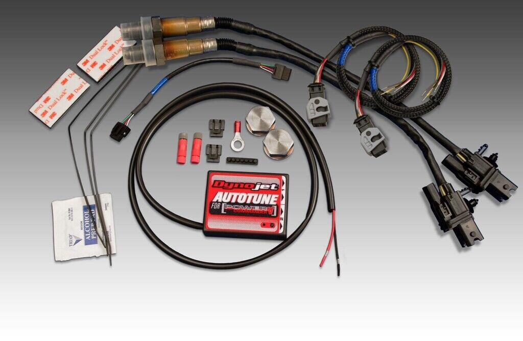 POWER COMMANDER V 5 AUTOTUNE DUCATI HYPERMOTARD SP 821 2013-2015 DYNOJET