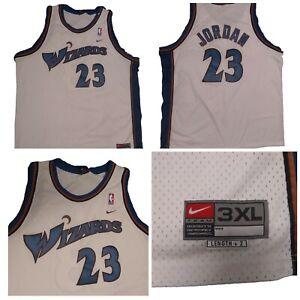 info for 58c50 a011c Details about Nike Authentic ProCut Pro Cut Pro-Cut Michael Jordan  Washington Wizards jersey