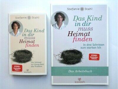 Stefanie Stahl Das Kind In Dir Muss Heimat Finden Arbeitsheft Akt Ausgabe Ebay