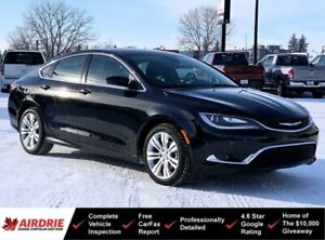 2016 Chrysler 200 Limited - New Tires & Winter Tires!