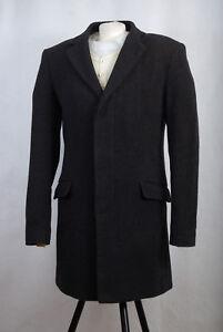 S p06 Coat Formal Characoal Warm Urbanspirit P1053 Blend taglia nfwxAOqq8d