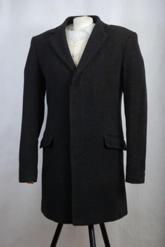 Characoal S taglia Formal Warm Urbanspirit Coat P1053 p06 Blend 8OvEEq