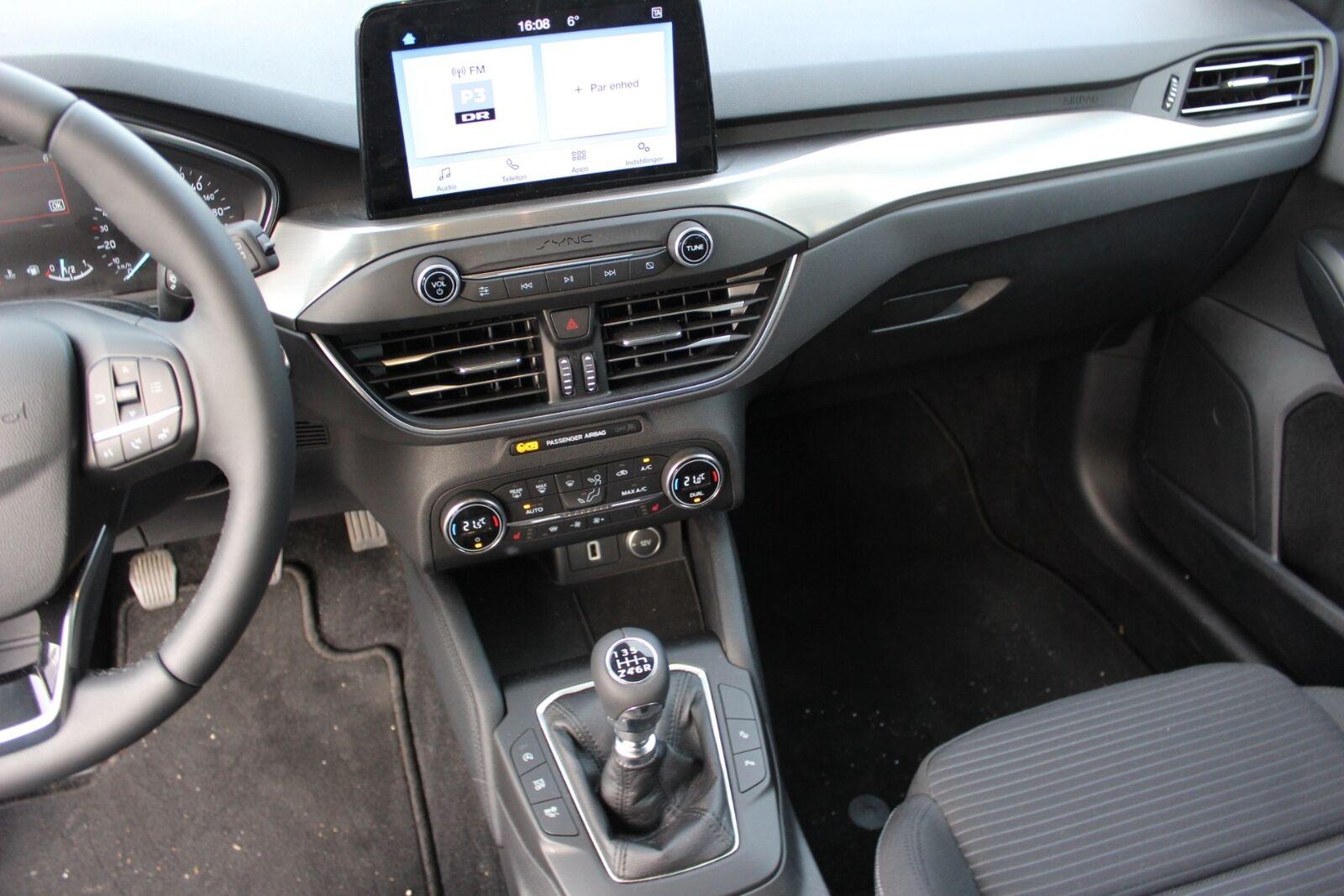 Ford Focus 1,0 EcoBoost Titanium stc. - billede 10