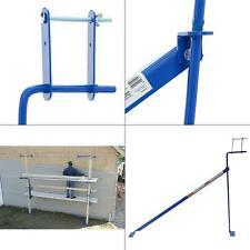 Steel Pump Jack Foldable Brace