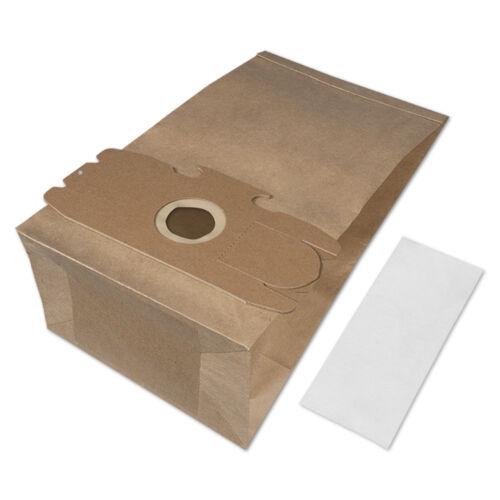 6009 sacchetto per la polvere sacchetto Sacchetto Per Aspirapolvere Adatto Per AEG 6006 6007 6008