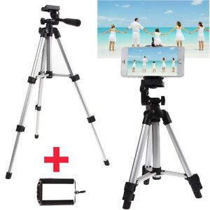 Professional-Camera-Tripod-Stand-Phone-Holder-for-Smartphone-iPhone-Samsung