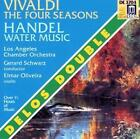 Vivaldi:Jahreszeiten/Händel:Wassermusik von Gerard Schwarz,Los Angeles Chamber Orchestra (2011)