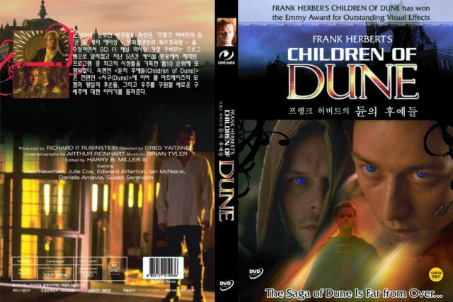 Children of Dune,2002 (DVD,All,Sealed,New) Susan Sarandon