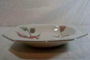 Mikasa-Silk-Flowers-Rimmed-Soup-Bowl