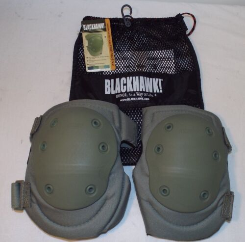 British Army NEW BLACKHAWK TACTICAL V.2 COMBAT KNEE PADS Foliage green