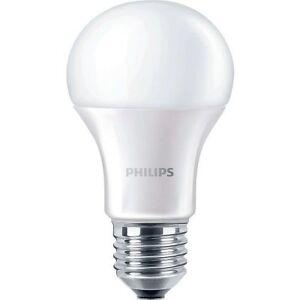 philips led lampe corepro e27 gl hbirne 8w 60w warm 2700k leuchtmittel birne. Black Bedroom Furniture Sets. Home Design Ideas