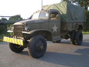 1942 Chevrolet 1 1/2 Ton Cargo 4x4 US Army Truck, Oldtimer