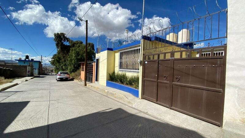 Casa en renta amueblada en Tepeapuco Hidalgo centro historico