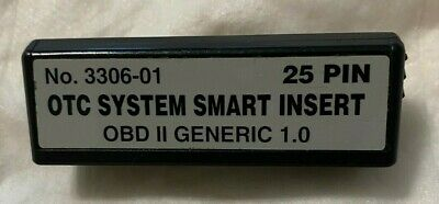 OTC-3306-27 Ford MS CAN Smart Insert Genisys Determinator Scanner Cable System