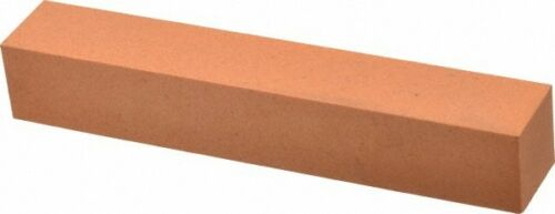 """Aluminum Oxide Sharpening Stone Squ... Made in USA 6/"""" Long x 1/"""" Wide x 1/"""" Thick"""