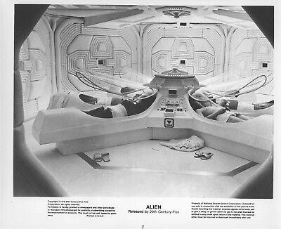 Enthusiastic Alien Original 1979 Nss Lobby Still Photo John Hurt/tom Skerritt/ridley Scott Entertainment Memorabilia
