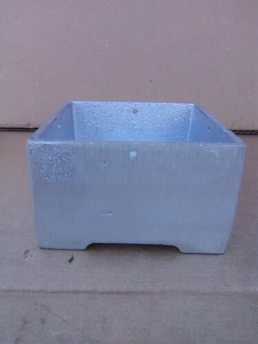 MADE IN THE USA Post Base,Anchored 4x4 Heavy Cast Aluminum 15 Pack