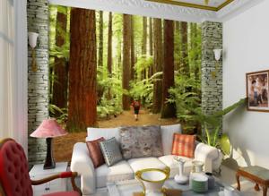 3D Tropical Forest 75 Wall Paper Murals Wall Print Wall Wallpaper Mural AU Kyra