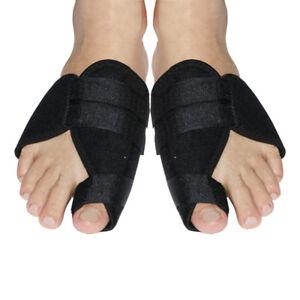 EG-2PCS-Big-Toe-Bunion-Splint-Hallux-Valgus-Straightener-Corrector-Pain-Relief