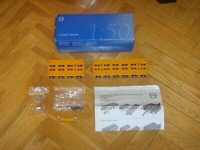 2 X Plataformas Goldhofer Con 4 Y 6 Ejes De Conrad Art: 98019/03. Buen Estado-(2 Smoothing Circulation And Stopping Pains