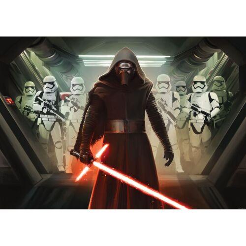 Star Wars Murales Personajes Varios Diseños Estilos Arte de Pared de alta calidad