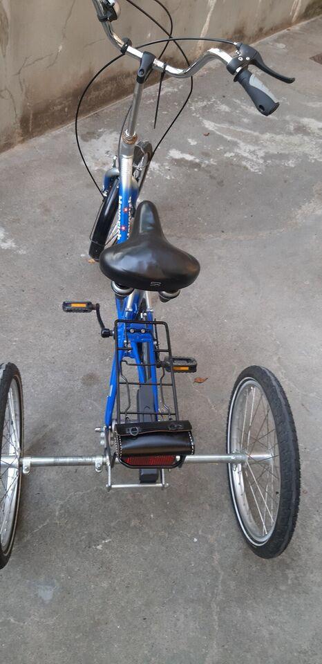 Tricykel, Haverick TE, 4 gear
