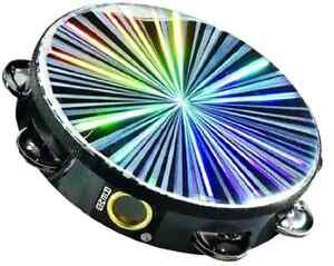 New ! Remo TA410648 Tambourine 6-Inch Radiant Head *Free Shipping*