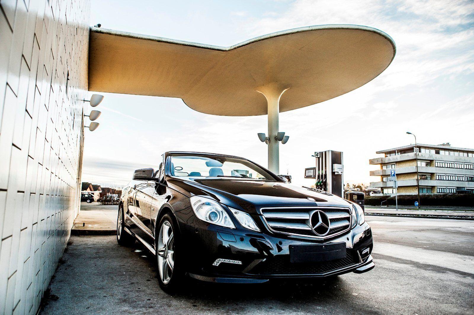 Mercedes E350 3,0 CDi Cabriolet aut. BE 2d - 2.185 kr.