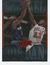 1999 Upper Deck Athlete of the Century Michael Jordan Singles - You Choose