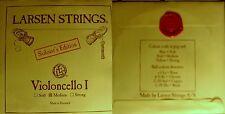 Larsen A soloist, die Super-Saite f. den Cello-Solisten