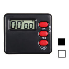 Kitchen Time clock switch 99 Minute Digital LCD Sport Countdown Calculator UK
