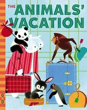 G&d Vintage: The Animals' Vacation by Tomie dePaola and Shel Haber (2015, Board